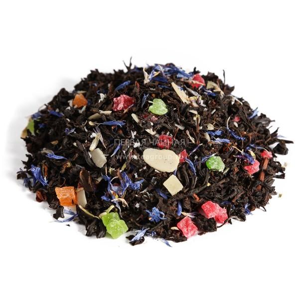 Пина Колада (Черный чай)